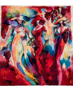 The Three Graces By Elena Filatov