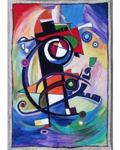 Abstract Musician by Alfred Gockel